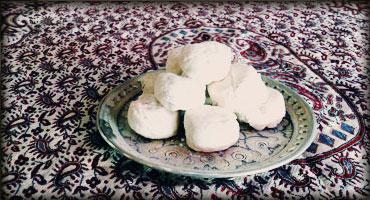 فروش گز به ترکمنستان