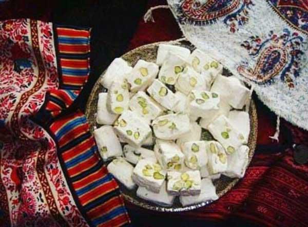 نمایندگی گز به ترکمنستان
