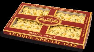 گز زعفرانی اصفهان