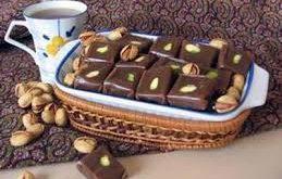 گز شکلاتی