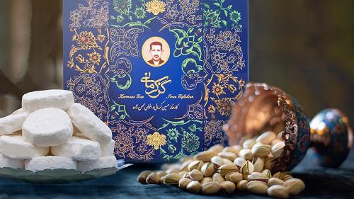 قیمت گز گلریز اصفهان