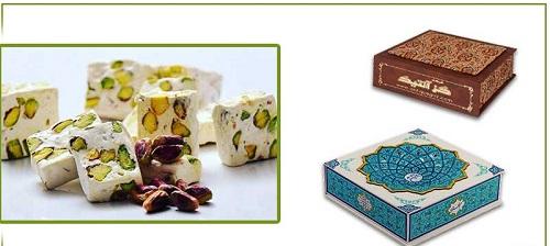 گز اصیل اصفهان